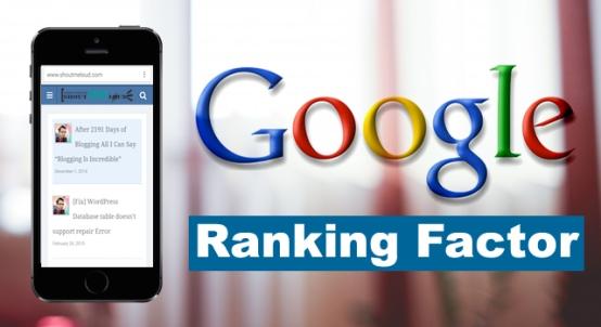 Google-Ranking-Factor