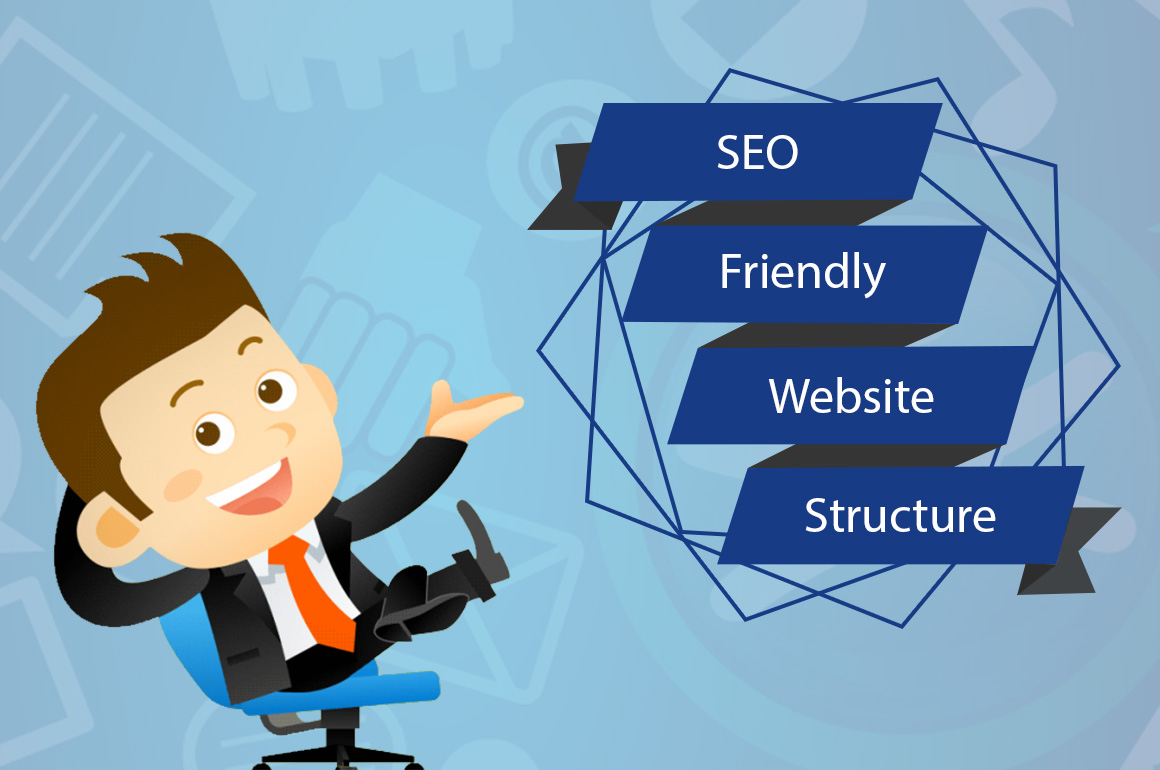 Image result for site structure for SEO